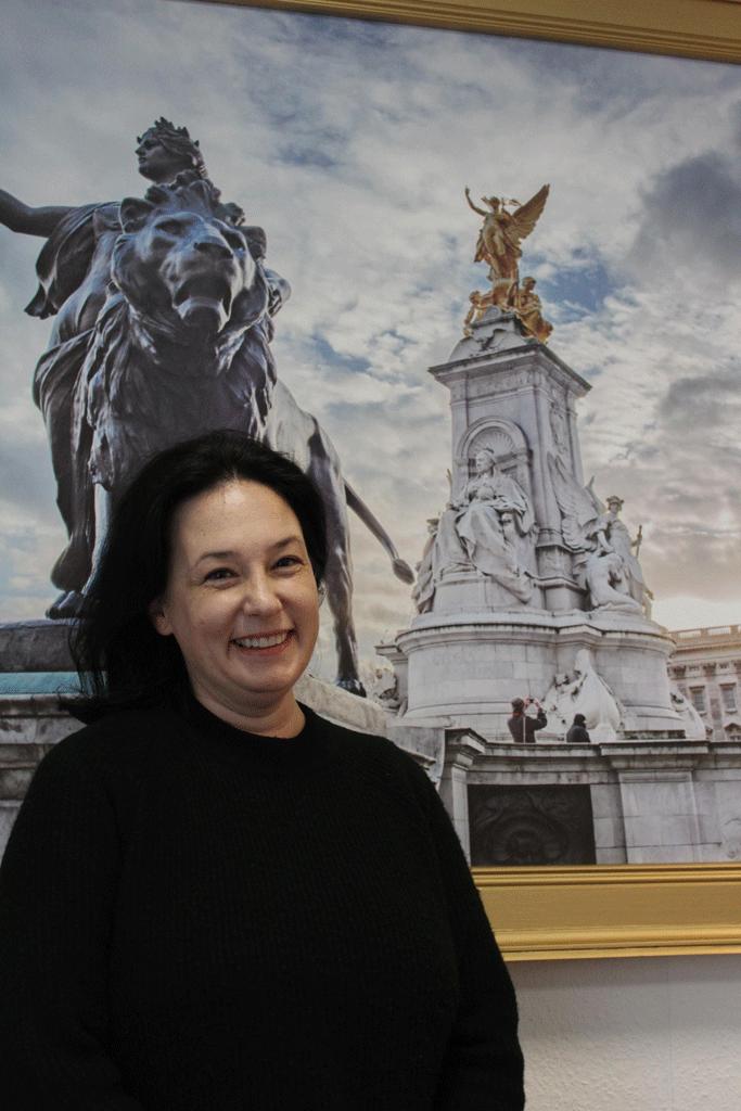 Englisch Trainerin Kristi Leipzig