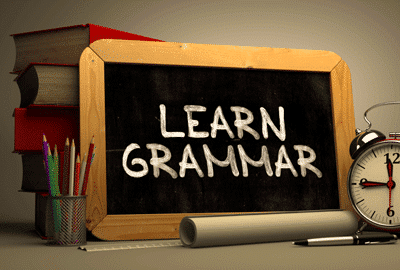 Leipzig Englisch Grammar workshop