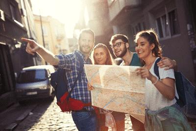 Aufgaben bei Englisch Sprachreise im Ausland