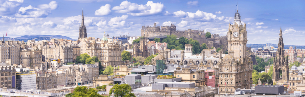 Englisch in Edinburgh lernen