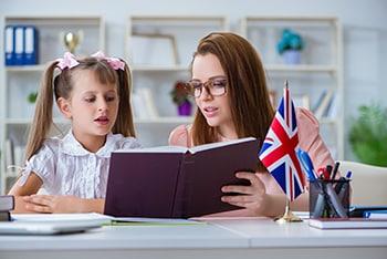 Kids Englisch Einzelkurs Leipzig