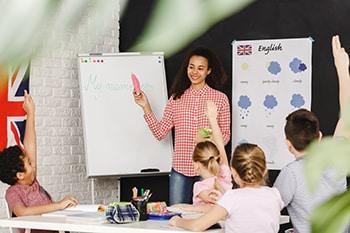 inschool Englisch für kinder Leipzig