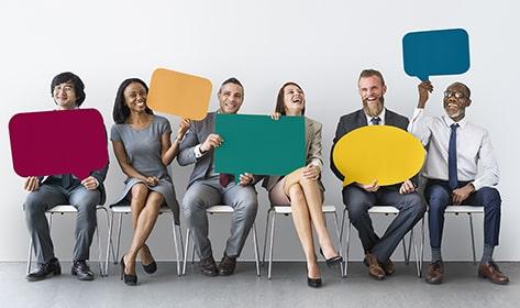 Gruppenkurse bei Leipzig Englisch