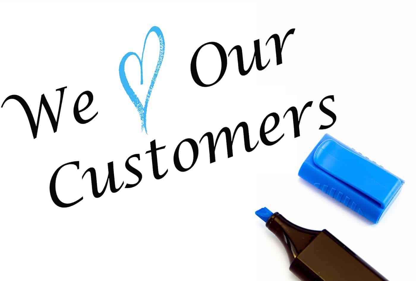 Kunden Englisch