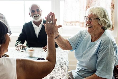 Englisch Gruppenkurs für Senioren bei Leipzig Englisch