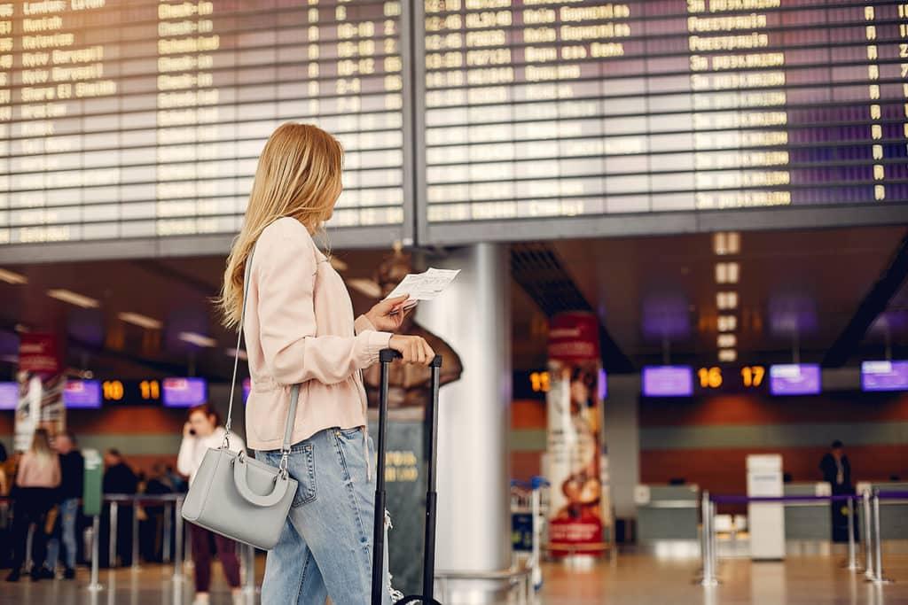 Englisch lernen für Flughafen