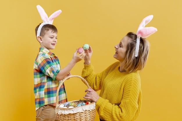 Englische Vokabeln Ostern