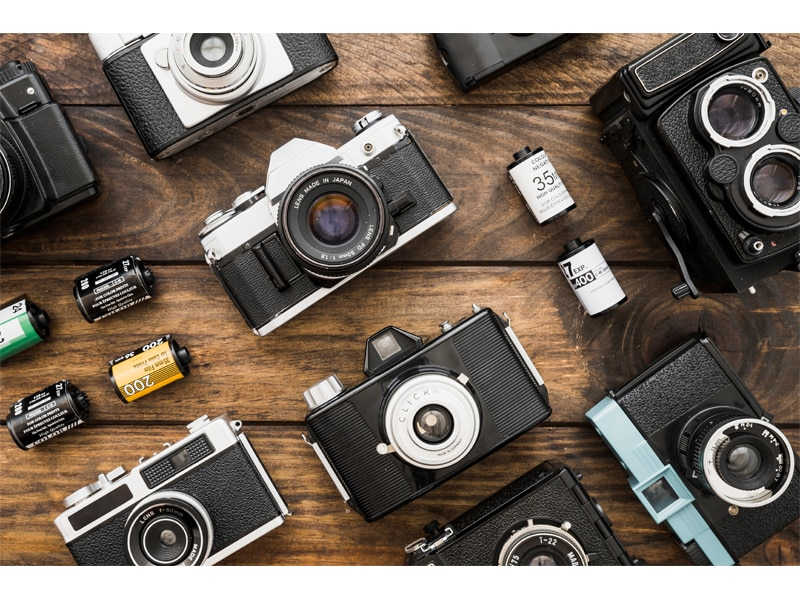 learn english, camera and photography