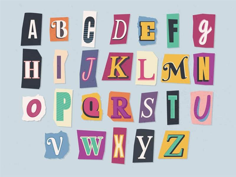 learn english, alphabet